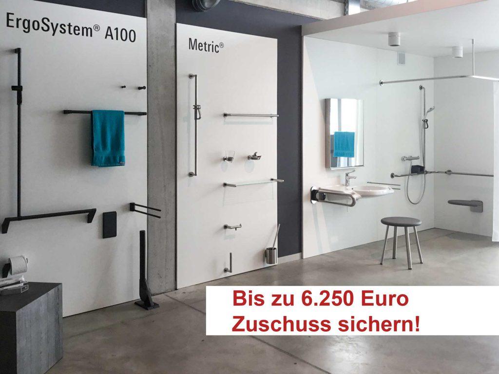 Kfw Stockt Fordergelder Fur Barrierefreie Badezimmer Auf Beantragen Sie Jetzt Ihre Zuschusse Badstudio Freiburg Luther Naturstein